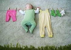 Домашняя фотосессия для малыша