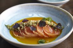 Salmon ceviche | Coya Restaurant London