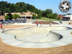 Mulligans Hollow Skate Park - Grand Haven, Michigan, United States