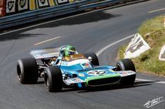 Pescarolo 1970 France Matra MS120