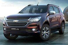 Holden confirms Trailblazer – Car Reviews, News & Advice - carsales.com.au