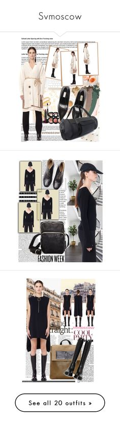 """""""Svmoscow"""" by k-lole ❤ liked on Polyvore featuring Undercover, Gucci, Laura Geller, Balenciaga, Y-3, WALL, Yohji Yamamoto, Marni, Maison Margiela and Ann Demeulemeester"""