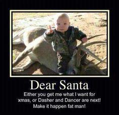 Dear Santa!