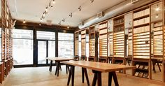 Retail | Warby Parker New York outpost on Washington St