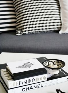Coffee Table Decor Vignette   Mit liv er smukt. this is going to go perfect with my new couches and my white table..love it!!