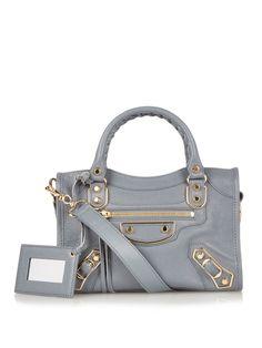 Balenciaga   Womenswear   Shop Online at MATCHESFASHION.COM UK. Balenciaga  Mini City BagBalenciaga HandbagsBalenciaga Classic ... 40685d43d3