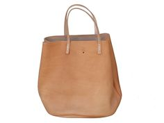 e25a686fe marguerite natural naturel milled vegetable tanned leather marguerite tote  artisan made american made spring finn and