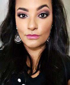 Breenda Cunha : Maquiagem Especial Outubro Rosa