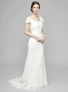 BNWT SIZES 8-22 BHS Ivory Sophie Lace Wedding Dresses, RRP £150 in Clothes, Shoes & Accessories, Wedding & Formal Occasion, Wedding Dresses | eBay