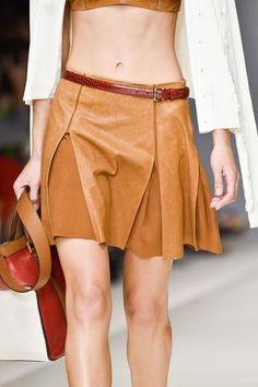 Trussardi 1911 at Milan Fashion Week Spring 2015 - Livingly