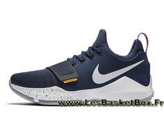 separation shoes f14ca e6d90 Basket Nike PG 1 ´Ferocity´ 878627 417 Homme Nike Pas cher BLeu -  1705150838 -