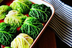 Holubtsi (Ukrainian Stuffed Cabbage) - A Bond Girl's Food Diary Easy Healthy Dinners, Nutritious Meals, Healthy Recipes, Pork Recipes, Cooking Recipes, Quick Easy Dinner, Grain Foods, Feeding A Crowd, Russian Recipes