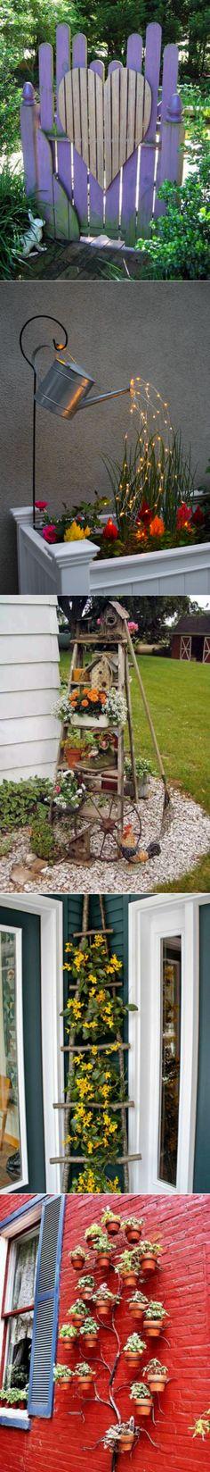17 красивых и практичных идей, которые можно воплотить на своем загородном участке