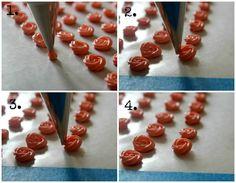 Simple Swirl Roses