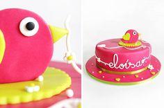 Eloísa's Birthday Cake