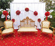 Fairy Lights Wedding, Stage Decorations