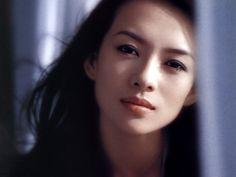 The stunning Zang Zi Yi of 'Crouching Tiger Hidden Dragon'