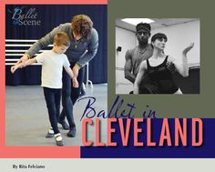 Ballet in Cleveland in Dance Studio Life Magazine's October issue.