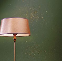 Clear glitter glazes for walls and ceilings Sparkle Paint, Glitter Paint, Gold Sparkle, Sparkles Glitter, Colour Schemes, Home Art, Sweet Home, New Homes, Table Lamp