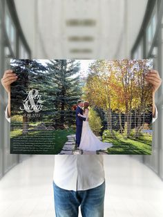 Wedding Vow Art 1st anniversary gift paper by TheStandardCanvas