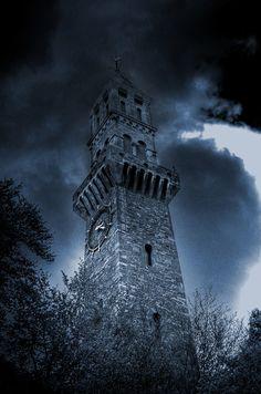 Gothic Dublin Landmark - Farmleigh, Phoenix Park