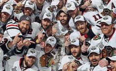 Blackhawks Stanley Cup Champions