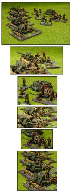 www.WeeWarrior.com  Flames of War miniatures painting service