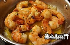 This Portuguese shrimp with garlic recipe is the  easiest to make and the most flavor packed shrimp you will ever eat.