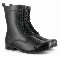 a7045d17892 A classic lace-up boot from the all-vegan UK brand Vegetarian Shoes.