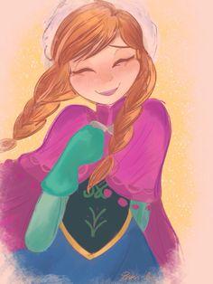 Anna by Punkin-love