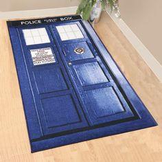 $49.98 tardis rug doctor who <-------it looks so, non rug like...