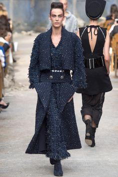 Chanel Fall 2013 Couture Collection Slideshow on Style.com
