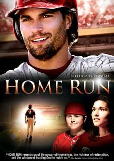 Home Run, Movie on DVD Good movie for whole family. Message of fear, hope, acceptance, surrender and faith.