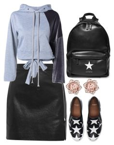 """""""Untitled #1231"""" by gabbyriera on Polyvore featuring Givenchy and IRO"""