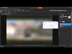 Apply Automatic Lens Corrections with the New PaintShop Pro X8 - YouTube