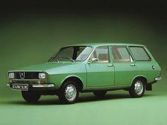 Dacia 1300 Combi 1972-1979 (R12) Car Photos, Car Pictures, Retro Cars, Vintage Cars, Carros Retro, Europe Car, Roadster, Import Cars, Commercial Vehicle