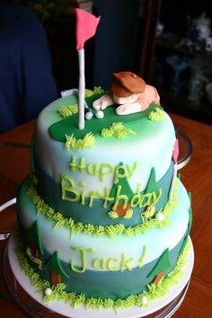 My dads cake made by jeni