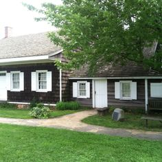 The Wyckoff Farmhouse Museum ::  The original portion of the Pieter Claesen Wyckoff House was built ca.1652 and is the oldest building in New York State.  It is also one of the oldest wooden structures in this country, and the entire structure was designated a National Historic Landmark in 1968.