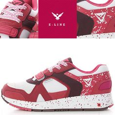 (SBENU) E-LINE CANDY LAGOON E(LA)-007CC Men Womens Sneakers Running Shoes AOA IU #SBENUhellobincom #RunningFashionSneakersShoes