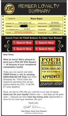 Publishers Clearing House I Brenda Lotto Winning Numbers, Winning Lotto, Lottery Winner, Instant Win Sweepstakes, Online Sweepstakes, Investing Apps, Win For Life, Congratulations To You