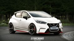 All-New Nissan Micra Looks Promising In NISMO Guise