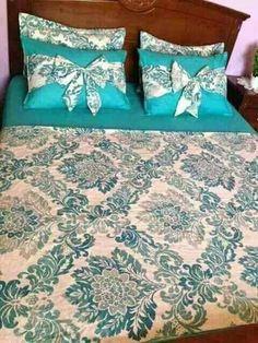 عالم المرأة احد المواقع التي تختص في مجال المرأة العصرية و احتياجاتها. Bed Cover Design, Pillow Design, Bed Covers, Cushion Covers, Blue Comforter Sets, Mermaid Bedroom, Pillow Crafts, Sewing Stuffed Animals, Bed Curtains