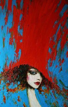 LouLou by Taras Loboda Taras Loboda, Ukrainian painter, was born in 1961 in Ivano-Frankovsk, Ukraine