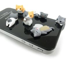 Lovely cat plug products-i-love