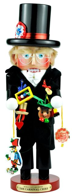 Steinbach Carnival Chief Nutcracker