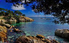 Коста Брава, Каталония, Испания, Средиземное море