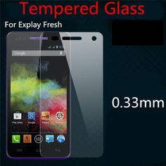 Explay fresh Tempered Glass Original 9H Protective Film Explosion-proof Screen Protector for Explay fresh Guard //Price: $2.03//     #gadgets