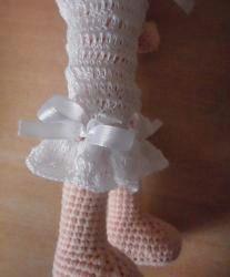 Make amigurumi baby - vip photography Childrens Crochet Hats, How To Start Knitting, Doll Hair, Amigurumi Doll, Crochet Dolls, Free Knitting, Barbie Dolls, Christmas Stockings, Free Pattern
