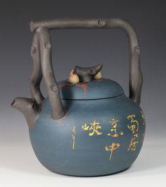 Chinese Yixing Teapot. - Antique Reader