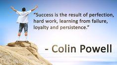 Colin Powell Quote www.SixDegreesDigitalMedia.net www.SixDegreesDigitalMedia.com